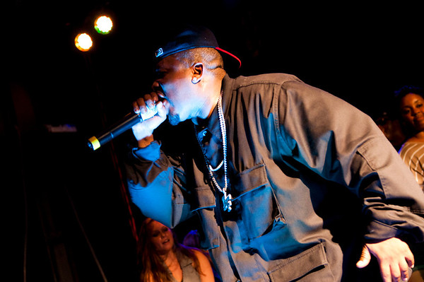Big Boi performs at 35 Conferette 2011