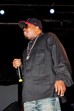 Big Boi performs at 35 Conferette 2011
