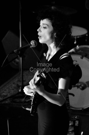 St. Vincent. Big Ears Music Festival 2010.