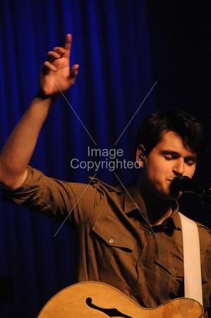 Vampire Weekend. Big Ears Music Festival 2010.