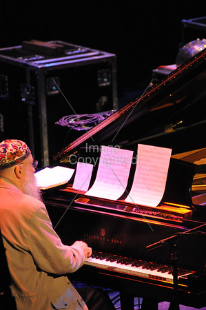 Terry Riley, Big Ears Music Festival 2010.