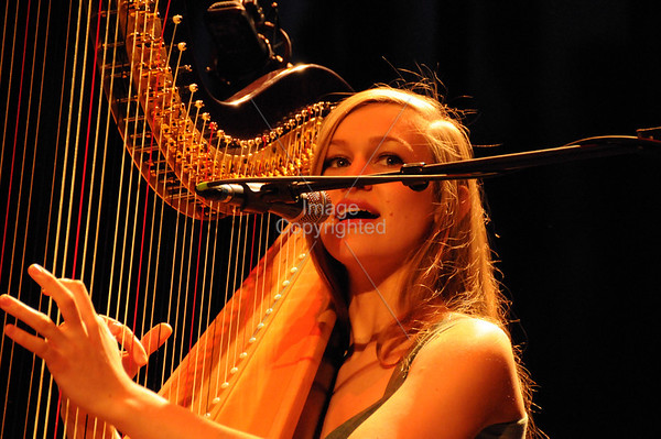 Joanna Newsom, Big Ears Music Festival 2010.