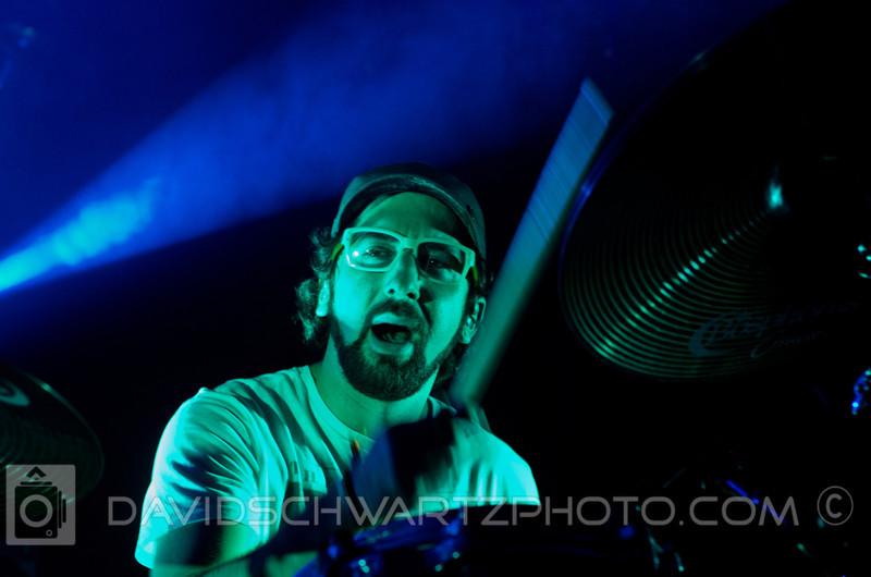 Jeremy Salken of Big Gigantic, Cleveland Grog Shop 2012-02-26