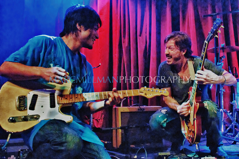 Takeshi & Jamie<br /> <br /> Big Sam's Funky Nation @ Hiro Ballroom (Thur 6/16/11)