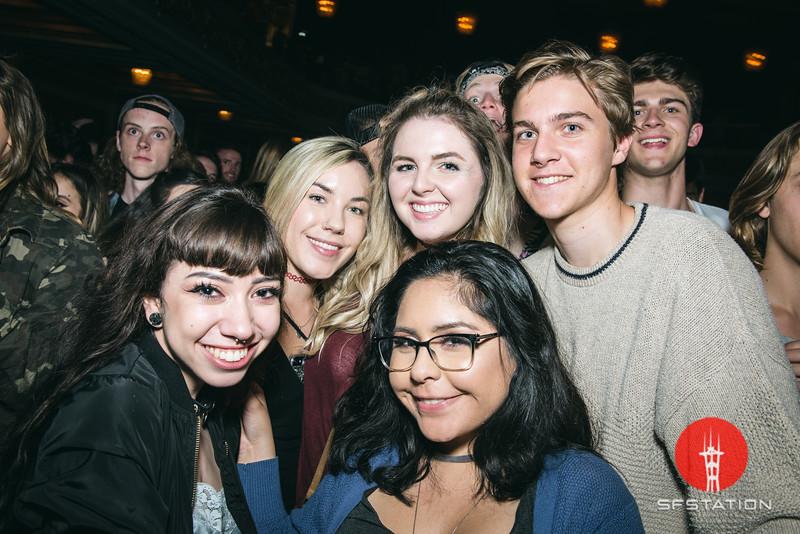 Big Wild, Mar 25, 2017 at Regency Ballroom