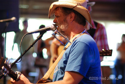 Bill Chambers at Gruene Hall