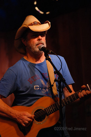Bill Chambers at Threadgills