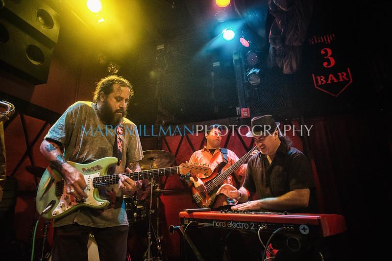 Billy Iuso & Restless Natives Rockwood Music Hall (Thur 10 6 16)_October 07, 20160107-Edit-Edit
