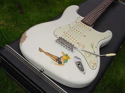 BillyGibbons64strat SOLD