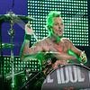 Drummer Jeremy Colson
