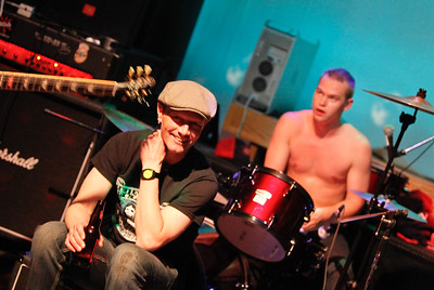 Glen King Promoter-D.O.A. @ Diva's Saskatoon 03/18/11
