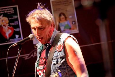 "Joey ""Shithead"" Keithley -D.O.A. @ Diva's Saskatoon 03/18/11"