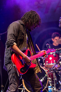 Black Joe Lewis@ Fun, Fun, Fun Fest