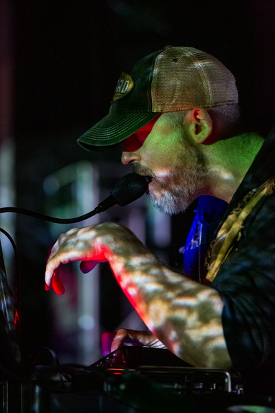 Elysian Brewing presents Hi-Fi First Fridays with the Black Moth Super Rainbow  on November 2, 2018. Photo by Tony Vasquez