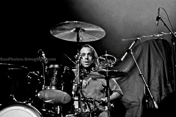 Bass Drum of Death, Opening for Black Rebel Motorcycle Club