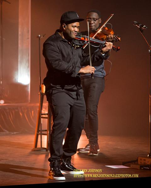 Black Violin Merriam Theater Kimmel Center Philadelphia 2018
