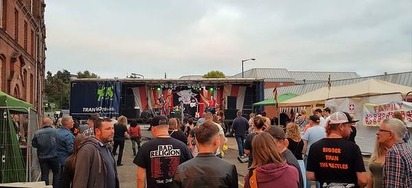 Bleeding Hearts at Kidderminster Fringe 2018