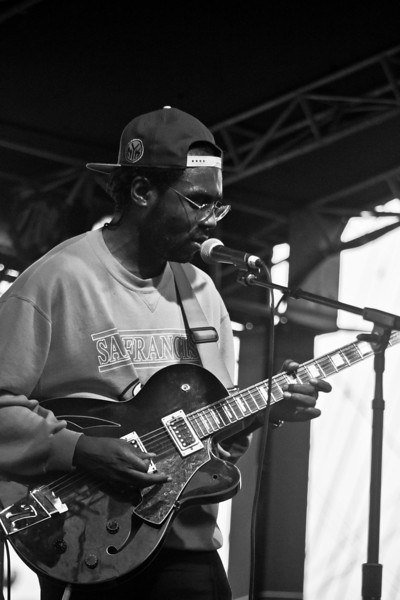 Blood Orange - South Street Seaport, NYC - June 24th, 2011