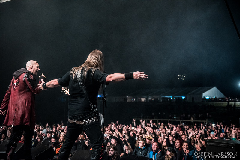 Bloodbound - Sabaton Open Air 2016