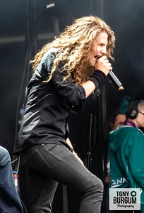 Swedish Innovative Techno rock pioneers Amaranthe play the main Ronnie James Dio stage at Bloodstock festival 2018. Featuring Elize Ryd, Henrik Wilhemsson, Olof Morck, Morten Lowe Sorensen and Johan Andreassen.