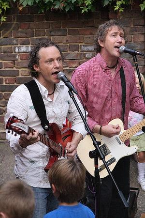 the Duo 20th Sept  2006 - Prior Weston