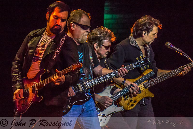 Blue Oyster Cult at Midland Theatre Newark OH