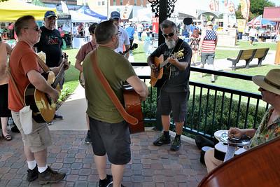 Bluegrass on Ballard 6-30-18