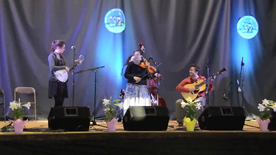 VIDEO: 2015 Union Grove Fiddlers Convention - Banana Express