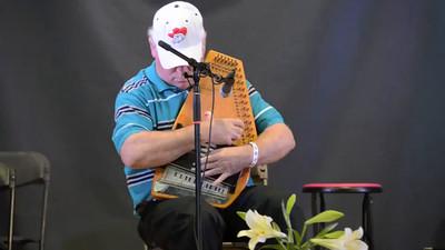 VIDEO:  2015 Union Grove Fiddlers Convention - Gaylon Ryan 3rd place - autoharp