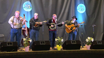 VIDEO: 2015 Union Grove Fiddlers Convention - Hickory Bend