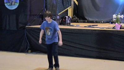 2015 Union Grove Fiddlers Convention - Youth Dancing