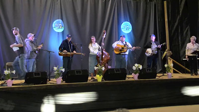 VIDEO: 2015 Union Grove Fiddlers Convention - Gaining Ground