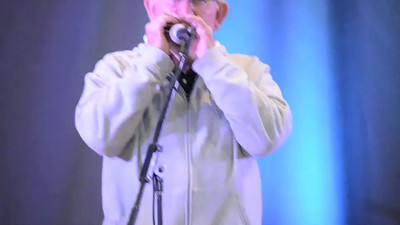 VIDEO:  2015 Union Grove Fiddlers Convention - Eddie Ogle 1st place - harmonica