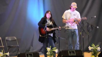 VIDEO: 2015 Union Grove Fiddlers Convention - Teresa Cooper contestant - female vocals