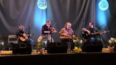 VIDEO:  2015 Union Grove Fiddlers Convention - Lois Hornbostel & friends