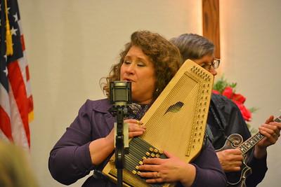 The Haining Family at Calvary Free Lutheran Church, Mesa, AZ - 1-15-17