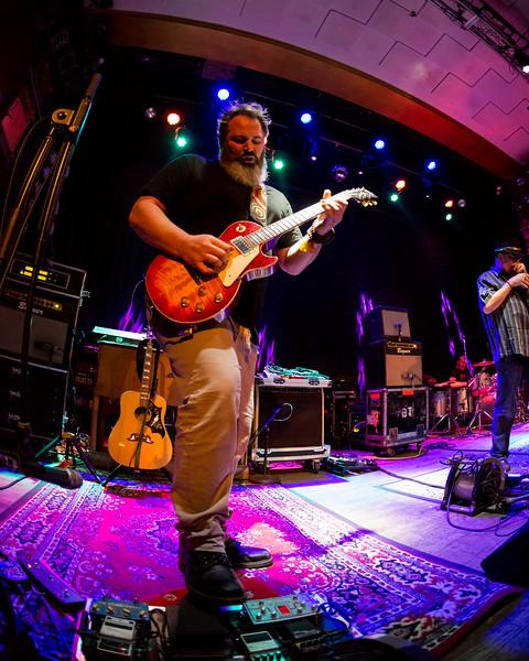 November 3, 2017 Blues Traveler at the Vogue Theatre. Photo by Tony Vasquez.