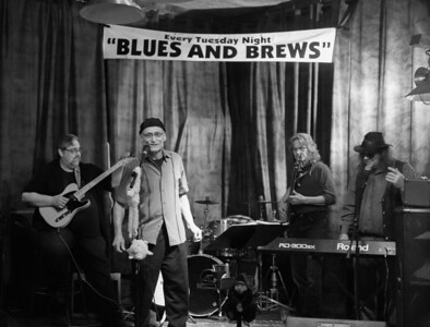 Blues and Brews. June. 25, 2013. Photo by Ian Billings