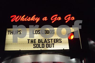SCOTT Mitchell  copyright  2013    nov 14    scottmitchellphotography.smugmug.com   Los Lobos 40th Anniversary Show at the Whisky A Go Go with the Blasters