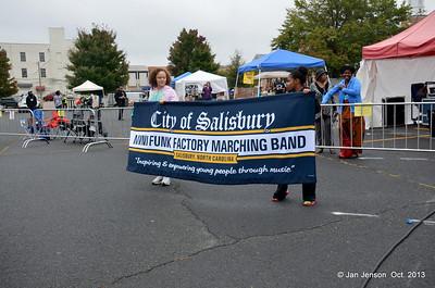 2013 Rowan Blues Festival in Salisbury, NC  10-19-13