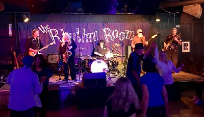 AZ Blues Hall of Fame Induction Ceremony - The Rhythm Room, Phoenix - 1-20-19