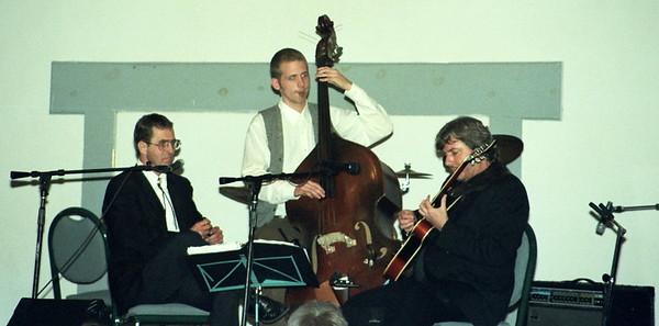 Scott Yanno Trio - Blue Ridge Jazz & Blues Tour