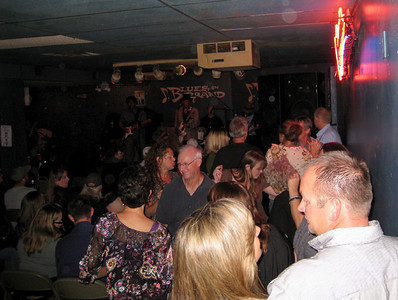 Inside crowd