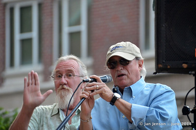 Rusty Barkley & Rick Ballew