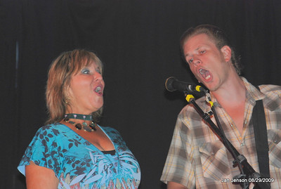 Charlotte Blues Society 08.31.2009