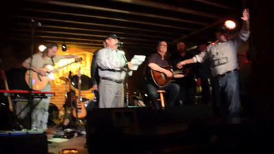 "VIDEO:  March 2015 Charlotte Blues Society's First Sunday - sing along - ""I'm Ready"" - a song written by Willie Dixon. Jim Sellers on guitar, Darren Wachman on harmonica."