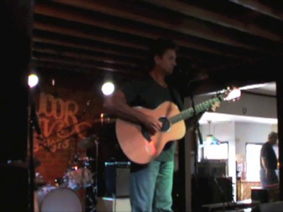 CBS Talent Competition 2011 - Alan Barrington playing 3 songs