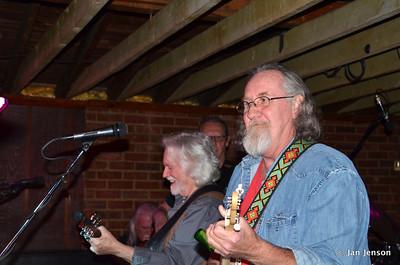 Uncle Grub, Mike Federal, Dennis Johnson, Rusty Barkley