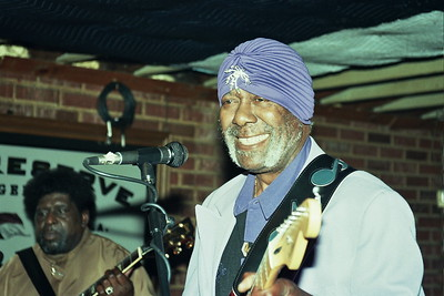 Sonny Rhodes Band @ Double Door in Charlotte, NC