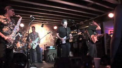 VIDEO:  Tommy Castro & Rusty Barkley & Mike Taylor 1 @ Double Door in Charlotte May 21, 2015